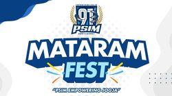 Ultah ke-91 di Tengah Pandemi, PSIM Yogyakarta Gelar Mataram Fest