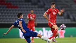Chelsea Jadi Korban Sentuhan Maut Robert Lewandowski