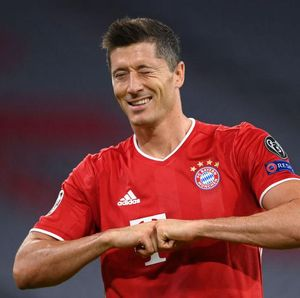 Bayern Munich Vs Dua Tim London: 17-4