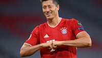 Menanti Lionel Messi Vs Robert Lewandowski