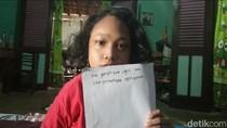 Bocah Difabel Ini Tulis Surat Menyentuh ke Ganjar: Saya Ingin Sekolah