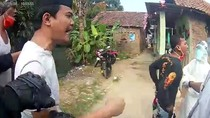 Video Geger di Bekasi, Warga Tolak Pemakaman dengan Protokol Corona
