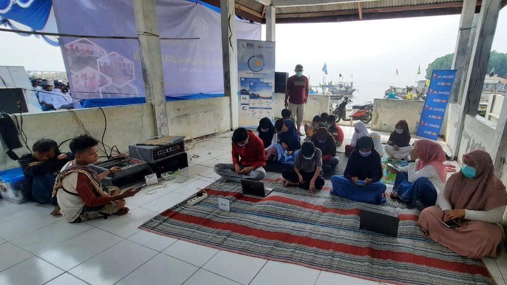 Mudahkan Belajar Online, XL Gratiskan Akses Internet ke Anak Nelayan