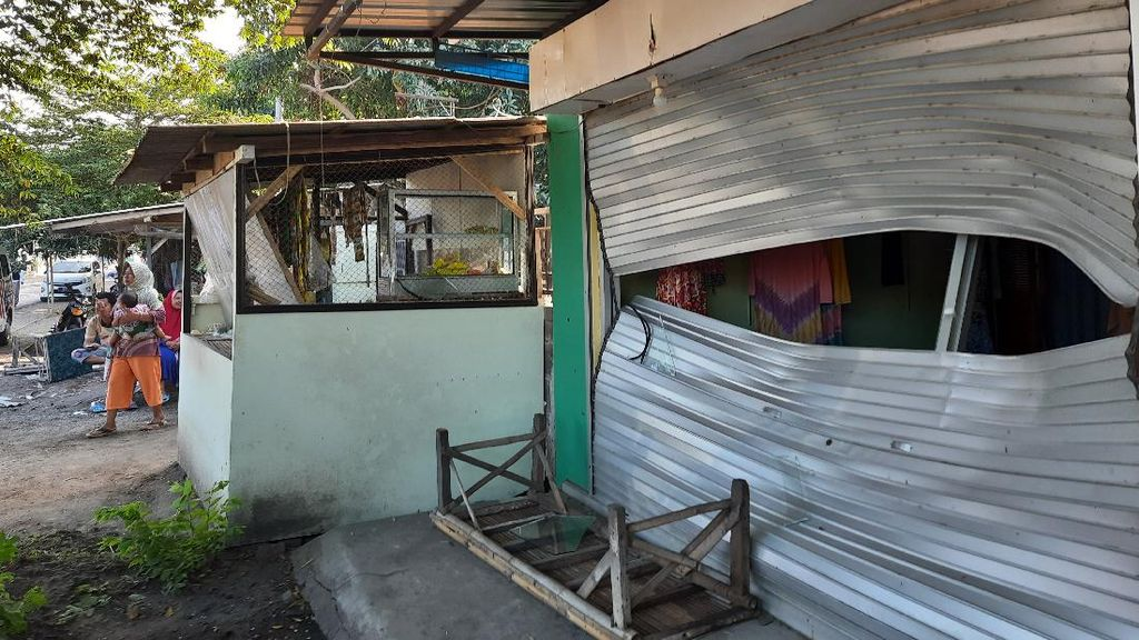 Lima Warga Luka Jadi Korban Massa Perguruan Silat di Situbondo