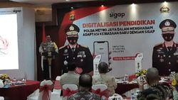 Aplikasi SIGAP Jadi Inovasi Polda Metro Jaya di Tengah Pandemi