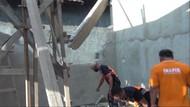 Buruh Bangunan di Samarinda Tewas Tertimpa Tembok Bangunan