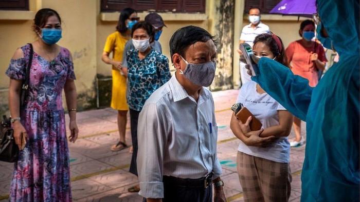 Covid 19: Misteri besar di balik melonjaknya kasus virus corona di Vietnam