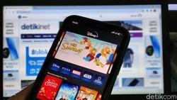 Saingi Netflix, Disney+ Datang ke Indonesia Bawa Ribuan Konten