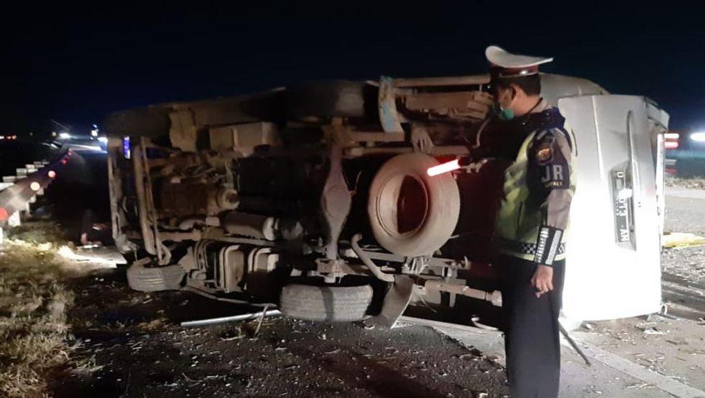 Tersangka Kecelakaan Maut di Tol Cipali Meninggal