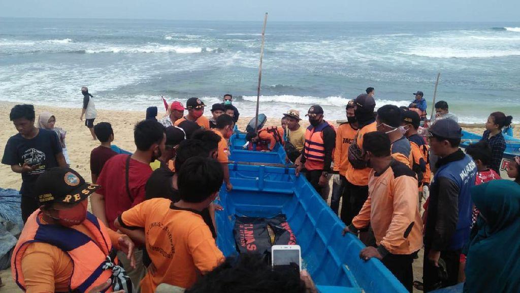 Mayat di Gunungkidul Ternyata Wisatawan yang Hilang di Pantai Goa Cemara