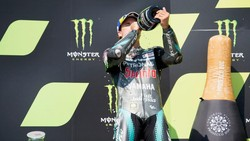 Kisah Franco Morbidelli Cari Abang Valentino Rossi untuk Dipeluk