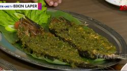 Bikin Laper! Gurihnya Ikan Alu-alu Bakar Cabe Ijo yang Bikin Nagih
