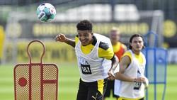 Sancho Batal Hengkang, Para Pemain Dortmund pun Senang