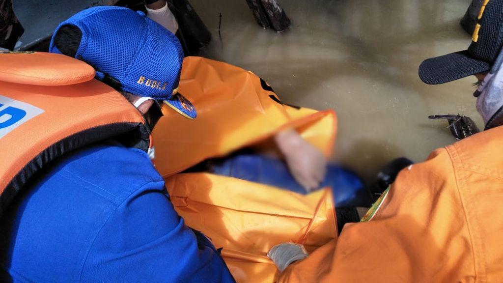 Tim SAR Temukan 1 Polisi yang Hilang di Laut Kaltara