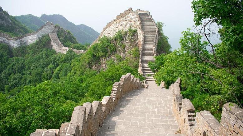 Bagian dari Tembok China.