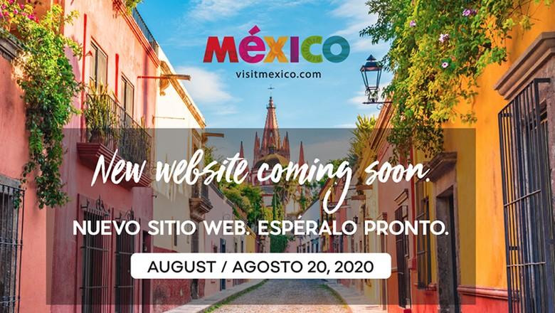 Kampanye wisata Meksiko