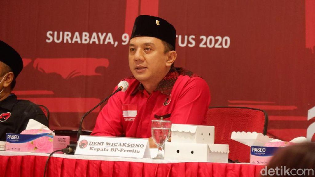 PDI Perjuangan Akan Umumkan Rekom Besok, Surabaya Termasuk?