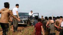 Dilarang Impor Barang Mewah, tapi Kok Kim Jong Un Pakai Lexus?