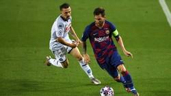 Setien ke Pemain Barcelona: Terus Kasih Bola ke Messi ya...
