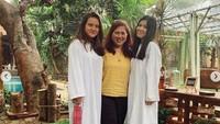 Marsha Aruan Dibaptis, Ibunda Sampaikan Pesan Haru