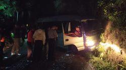Sopir Minibus yang Tabrak Tebing dan Tewaskan 1 Pendaki Kini Ditahan