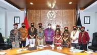 Bertemu PMKRI, Ketua MPR Dorong Milenial Turut Atasi Persoalan Bangsa