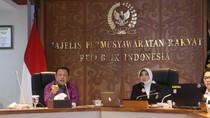 Ketua MPR Bicara Konstitusi hingga Kesetaraan Gender Perempuan di RI