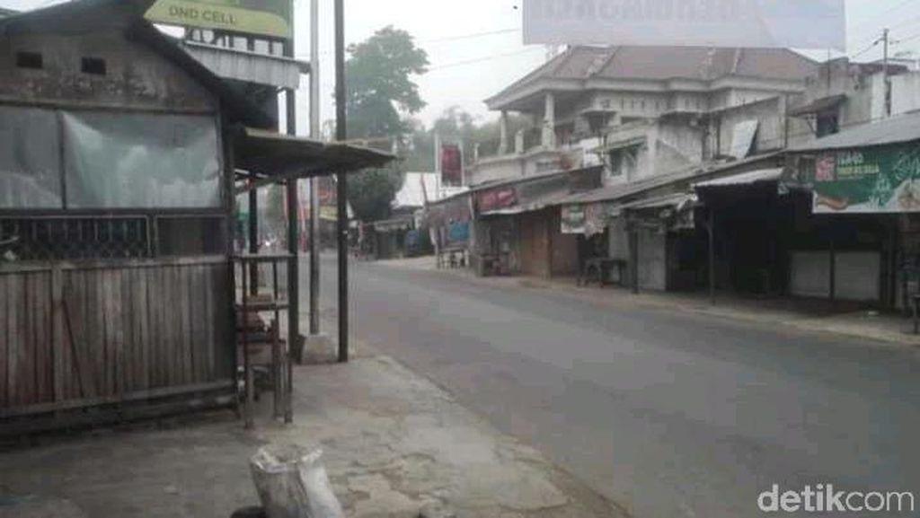 Suami Satu Pedagang Positif COVID-19, Pasar Tugurante Blitar Ditutup