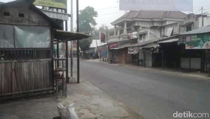 Pasar Desa Bendo Tugurante