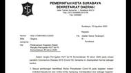 Pemkot Imbau Warga Tak Gelar Lomba Saat HUT RI, Seniman Surabaya Tak Setuju