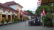 Suasana PN Surabaya yang Lockdown Lagi Karena 5 Pegawai Positif COVID-19