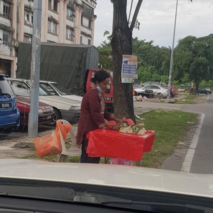 Penjual Nasi Lemak