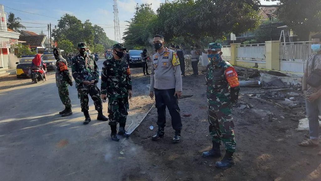 Aksi Brutal Massa Perguruan Silat di Situbondo, 2 SSK Brimob Diterjunkan