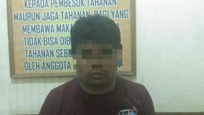 Polisi gadungan di Takalar ditangkap polisi (dok. Istimewa).