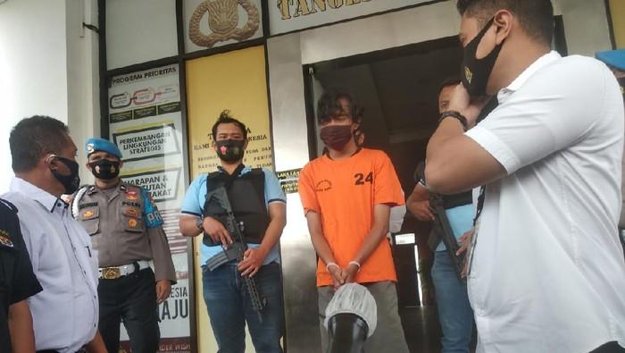 Polisi: Pemerkosa Perempuan di Bintaro Awalnya Berniat Curi Blower AC