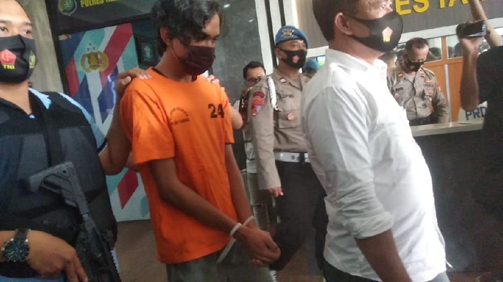 Ngaku Niat Mencuri, Pemerkosa di Bintaro Mengira Rumah Korban Kosong