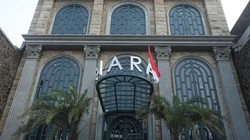 Restoran Nara yang berada di Senopati mendapatkan pujian dari Pemprov DKI Jakarta karena menerapkan protokol kesehatan yang baik pada masa pandemi COVID-19.