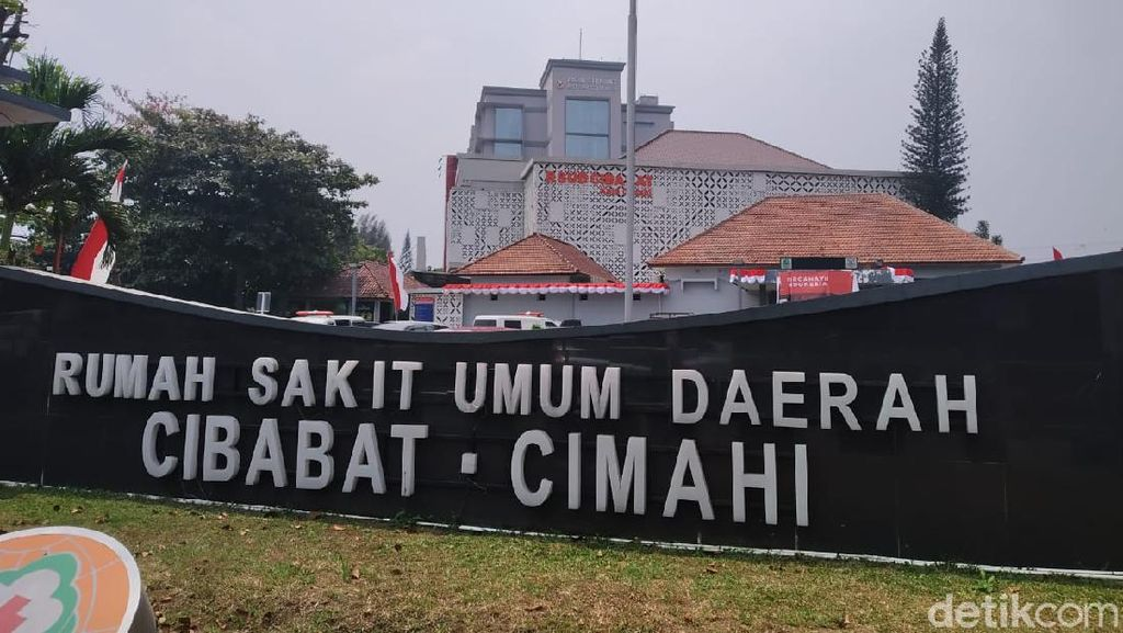 Kasus Positif COVID-19 di Cimahi Melonjak, RSUD Cibabat Akan Di-Lockdown