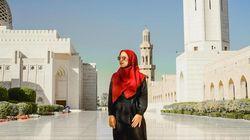 18 Jam Transit di Muscat, Masya Allah Indahnya