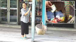 Unik! Warung di Bangkok Kirim Makanan Pakai Keranjang Lintasi Sungai