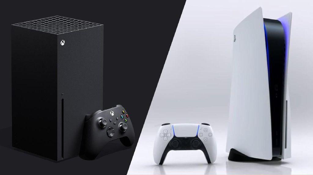 Penjualan PS5 Diramal Menang Telak dari Xbox Series X