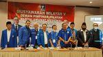 Zulkifli Hasan Buka Muswil DPW PAN Sulawesi Tengah