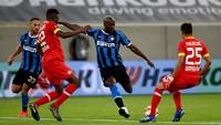 Leverkusen Kalah karena Kewalahan Redam Lukaku