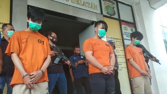 3 Pelaku Penembakan di Tangerang Ditetapkan Sebagai Tersangka dan Ditahan