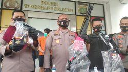Pengakuan Penembak Acak di Tangerang: Incar Pengendara Terlihat Arogan