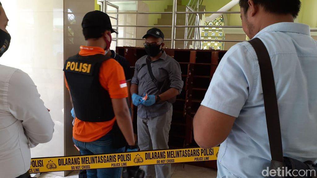 Geger Temuan Tas Mencurigakan Berisi Ancaman di Masjid UNY
