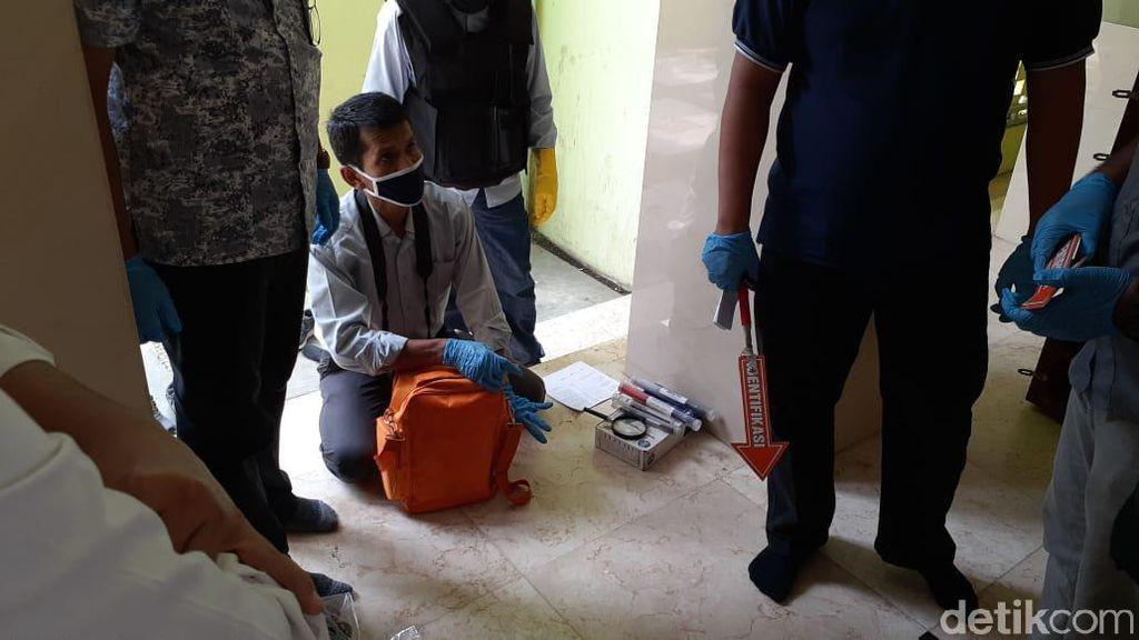 Terungkap! Ini Isi Tas Mencurigakan yang Bikin Geger di Masjid UNY