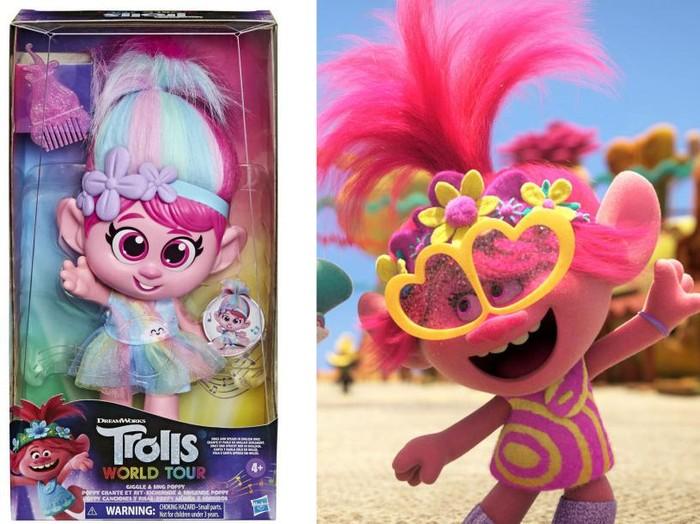 Boneka Trolls yang Kontroversial
