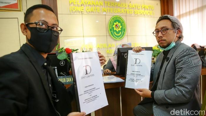 Bos First Travel, Andika Surachman, Anniesa Hasibuan, dan Kiki Hasibuan mengajukan PK atas harta yang dirampas negara. Draft PK diajukan tim kuasa hukumnya di Pengadilan Negeri Depok.