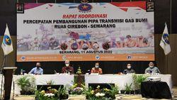 BPH Migas Kebut Pembangunan Pipa Transmisi Gas Ruas Cirebon-Semarang